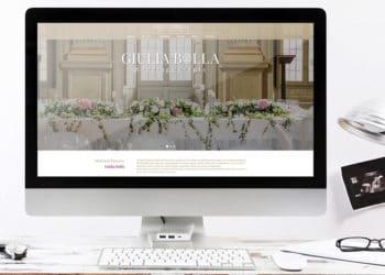 Realizzazione sito web wedding planner